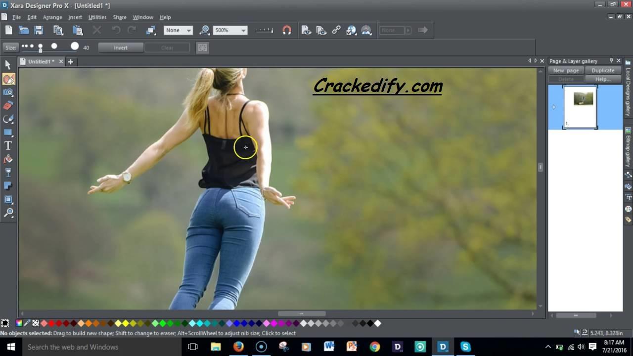 XARA Designer Pro X Crack
